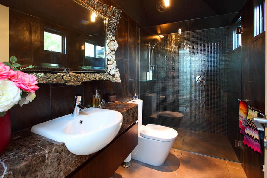 Queenslander Bathroom Designs ram constructions | saint lucia queenslander renovation and extension